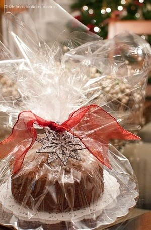 Cellophane Bags For Loaf Cakes