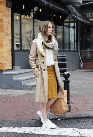 Fashion Woman  Skirt